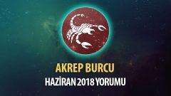 Akrep Burcu Haziran 2018 Yorumu