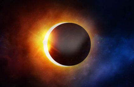 13 Temmuz 2018 Yeniay ve Güneş Tutulması