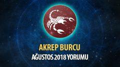 Akrep Burcu Ağustos 2018 Yorumu