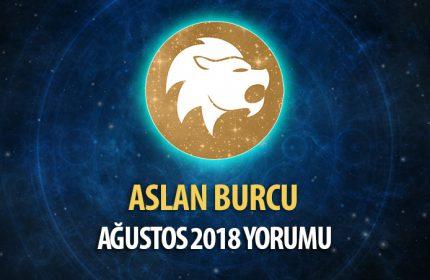 Aslan Burcu Ağustos 2018 Yorumu