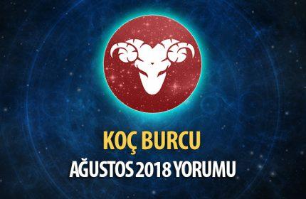 Koç Burcu Ağustos 2018 Yorumu