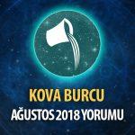 Kova Burcu Ağustos 2018 Yorumu