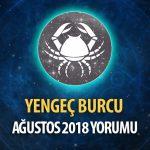 Yengeç Burcu Ağustos 2018 Yorumu