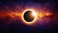 11 Ağustos 2018 Güneş Tutulması ve Yeniay