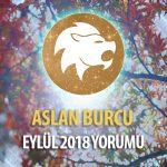 Aslan Burcu Eylül 2018 Yorumu