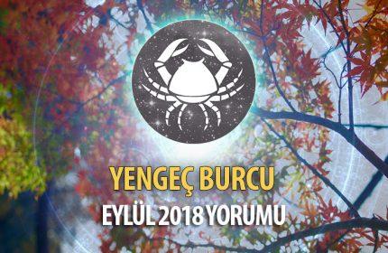 Yengeç Burcu Eylül 2018 Yorumu