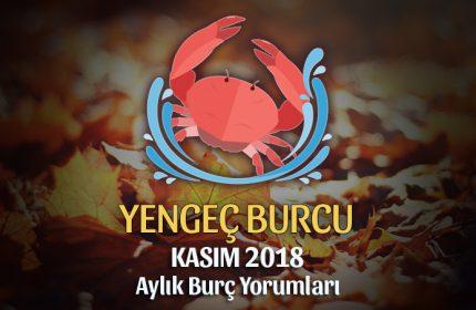 Yengeç Burcu Kasım 2018 Yorumu