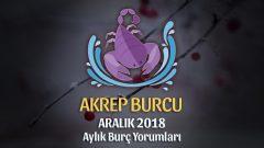 Akrep Burcu Aralık 2018 Yorumu