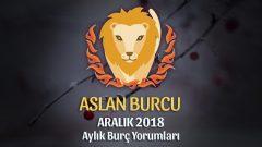 Aslan Burcu Aralık 2018 Yorumu