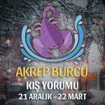 Akrep Burcu 2018 - 2019 Kış Yorumu