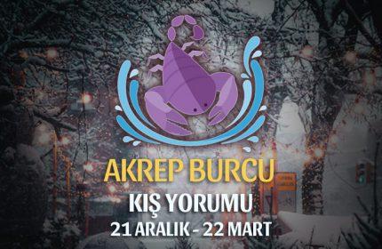Akrep Burcu 2018-2019 Kış Yorumu