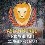 Aslan Burcu 2018 - 2019 Kış Yorumu