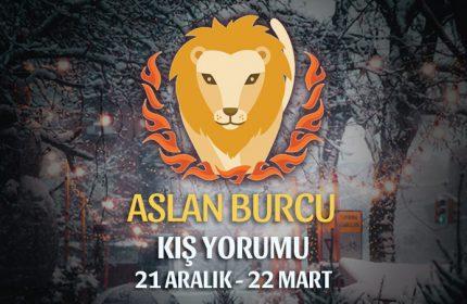 Aslan Burcu 2018-2019 Kış Yorumu