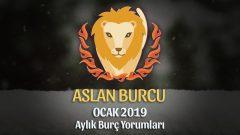 Aslan Burcu Ocak 2019 Yorumu