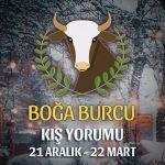 Boğa Burcu 2018 - 2019 Kış Yorumu