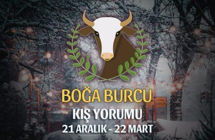 Boğa Burcu 2018-2019 Kış Yorumu
