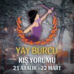 Yay Burcu 2018 - 2019 Kış Yorumu