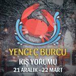 Yengeç Burcu 2018 - 2019 Kış Yorumu