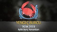 Yengeç Burcu Ocak 2019 Yorumu