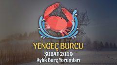 Yengeç Burcu Şubat 2019 Yorumu