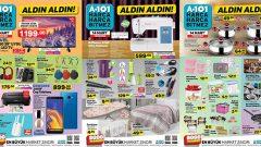 A101 14 Mart Perşembe Kataloğu Yayında