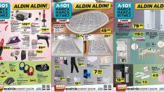 A101 7 Mart Perşembe Kataloğu Yayında