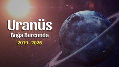 Uranüs Boğa Burcunda – Tüm Burçlara Etkileri