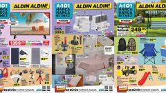 A101 11 Nisan Perşembe Kataloğu Yayında