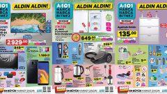 A101 18 Nisan Perşembe Kataloğu Yayında!