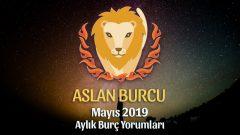 Aslan Burcu Mayıs 2019 Aylık Yorum
