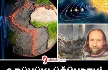 Ünlü kahinden korkutan uyarı! 8 büyüklüğündeki deprem için tarih verdi