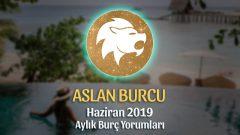 Aslan Burcu Haziran 2019 Aylık Yorum