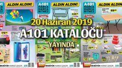 A101 20 Haziran 2019 Kataloğu Yayında