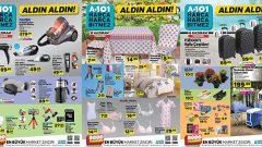A101 6 Haziran Perşembe Kataloğu Yayında