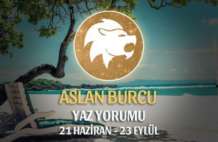 Aslan Burcu 2019 Yaz Yorumu
