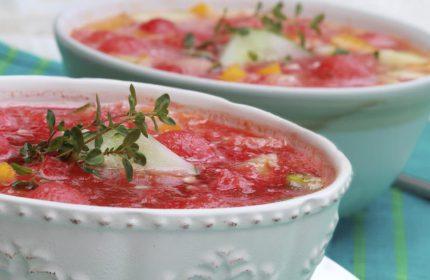 Karpuz Çorbası