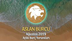 Aslan Burcu Ağustos 2019 Yorumu