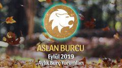 Aslan Burcu Eylül 2019 Yorumu