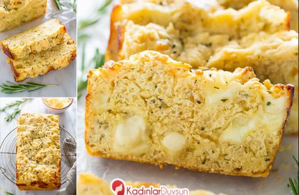 Otlu Peynirli Ekmek