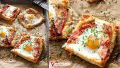Yumurtalı Börek