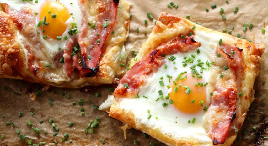 Yumurtalı Börek Tarifi