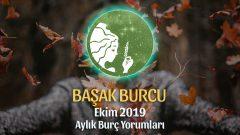 Başak Burcu Ekim 2019 Aylık Yorum