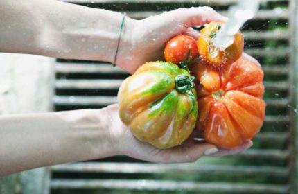 Meyve ve Sebzeler Hangi Yöntemle Nasıl Yıkanmalı?