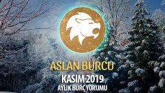 Aslan Burcu Aralık 2019 Yorumu