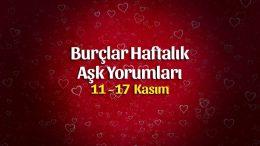 Burçlar Haftalık Aşk Yorumları 11 – 17 Kasım