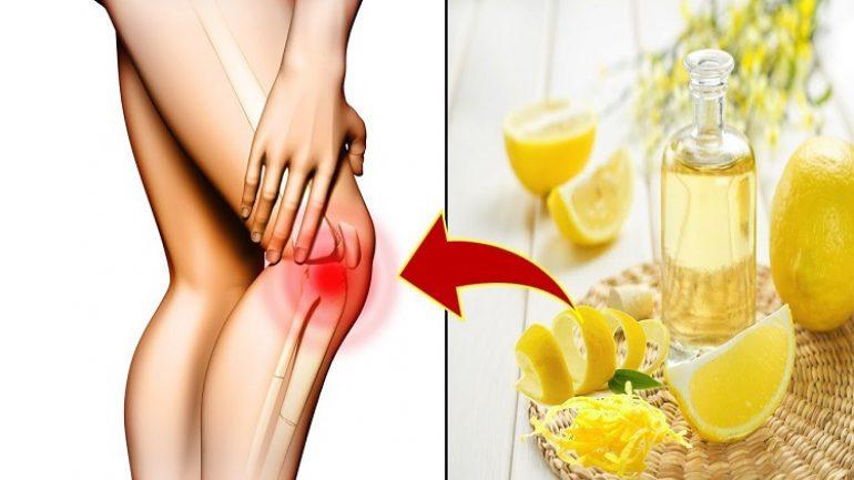 Limon Kabuğu İle Ekrem Ağrısı Tedavisi