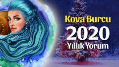 Kova Burcu 2020 Yıllık Yorumu