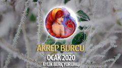 Akrep Burcu Ocak 2020 Yorumu