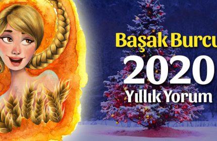 Başak Burcu 2020 Yıllık Yorumu