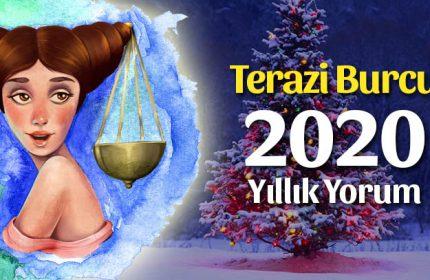 Terazi Burcu 2020 Yıllık Yorumu